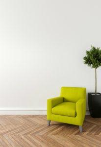 image of parquet flooring