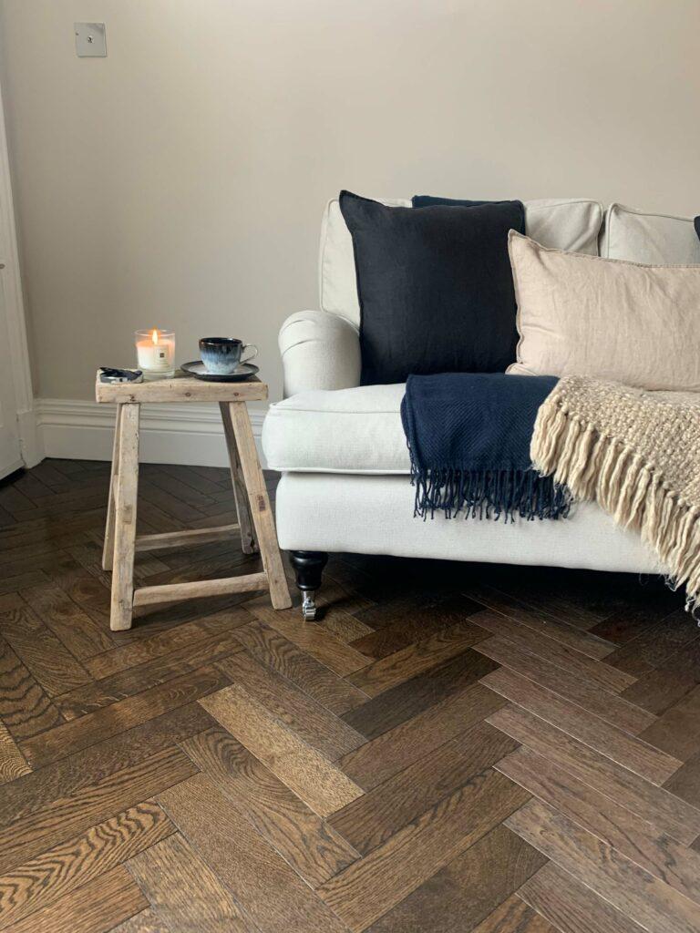 Parquet Flooring Patterns - Sofa