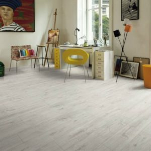 An image showing a room with laminate flooring