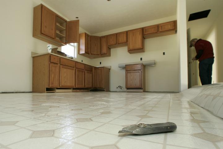 vinyl-in-kitchen