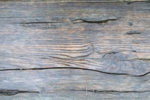 Image of warped wood floors