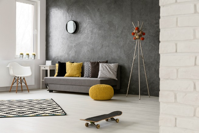 An Image Of A Room With White Laminate Flooring Colours Part 53