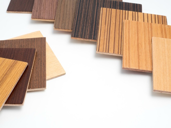 Image of wooden floor selection