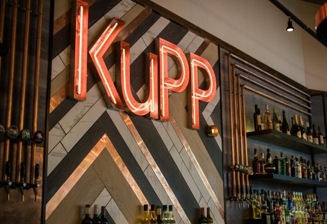 KuPP sign